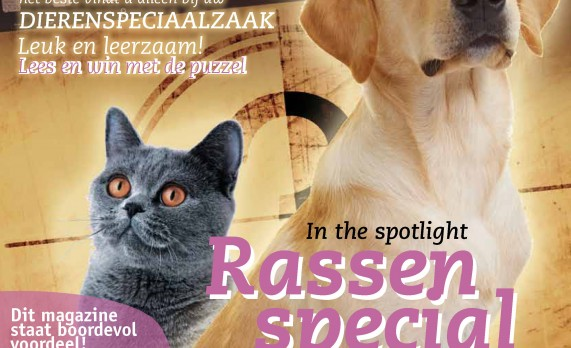 Kies Gezond Belevingsbrochure Royal Canin Vol. 2: 5,1 miljoen